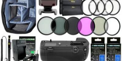 Какие аксессуары для фотоаппарата стоит покупать