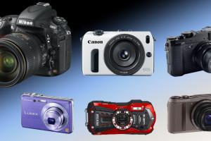 Типы цифровых фотоаппаратов