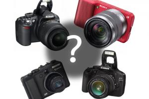 Какие фотоаппараты лучшие для новичков