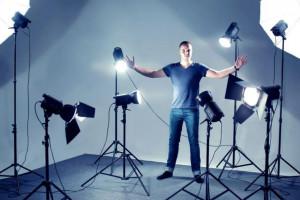 Какой свет используется в фотостудии и как научиться его выставлять