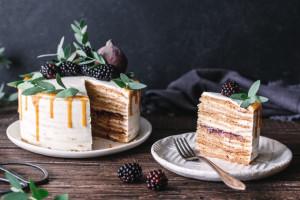 Основы съемки тортов практические советы