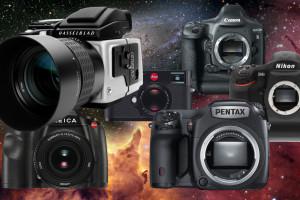 Рейтинг лучших зеркальных фотоаппаратов
