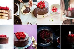 Ошибки при съемке тортов