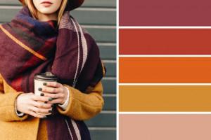 Выбор цвета одежды для осенней фотосессии – советы экспертов