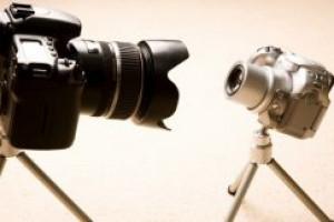 Как выбрать фотокамеру начинающему фотографу