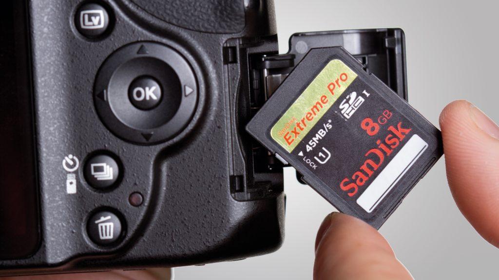 какой объем карты памяти нужен для фотоаппарата того чтобы