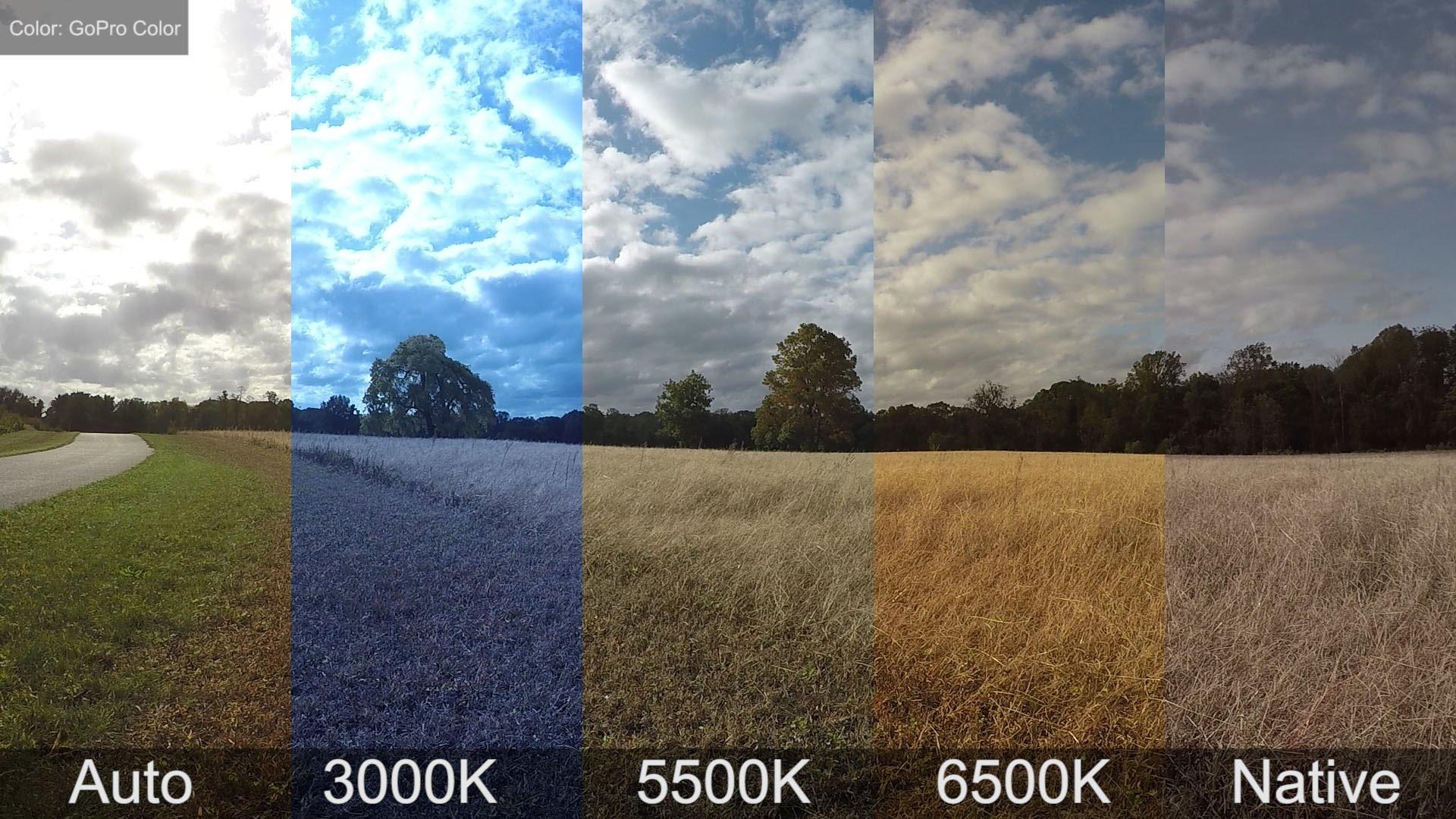 приложения баланс белого на фото