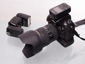 Оборудование для портретной съемки