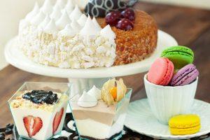 фуд снимок - десерт