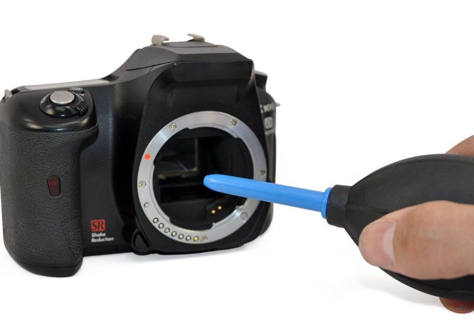чистка матрицы фотоаппарата спб сначала