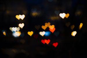 Фильтр в виде сердца