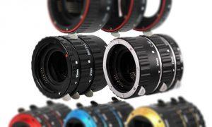 Удлинительные-кольца для фотокамеры