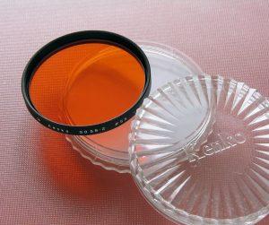 Оранжевый светофильтр