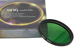 Зеленый светофильтр
