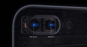 Смартфон с двойной камерой