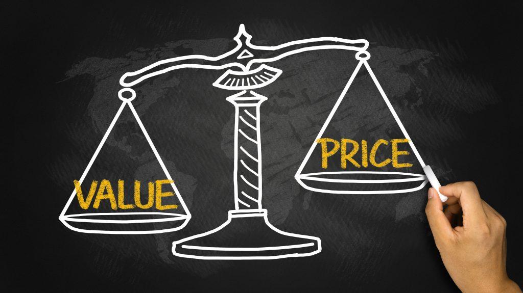 Соотношение цена-качество