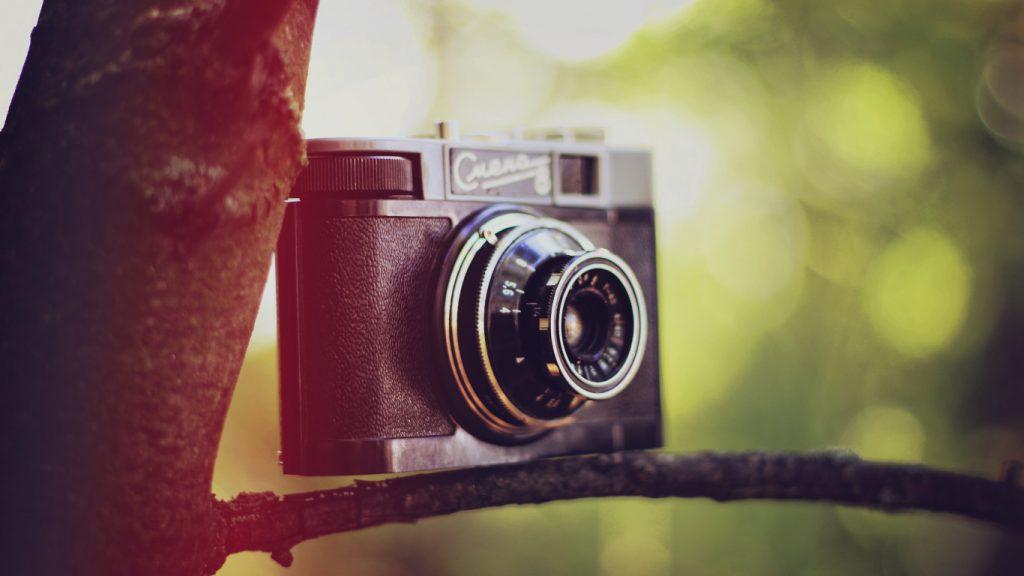 Фиксируем фотоаппарат