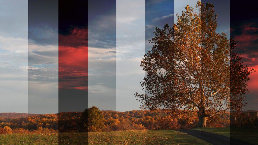 Фильтры для съемки пейзажей