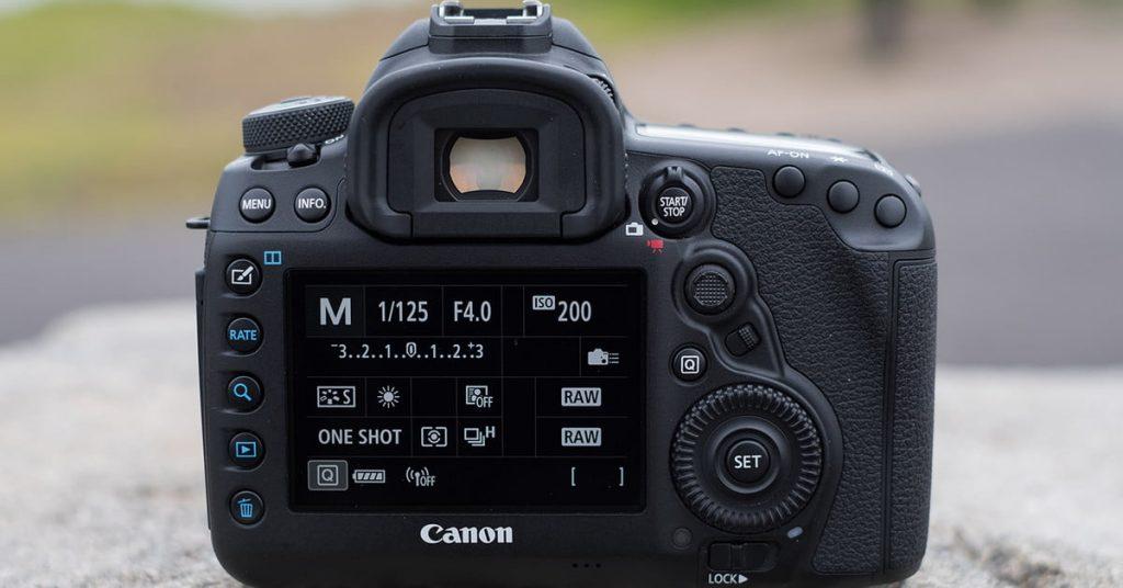Советы по настройкам фотоаппарата при отсутствии средств стабилизации