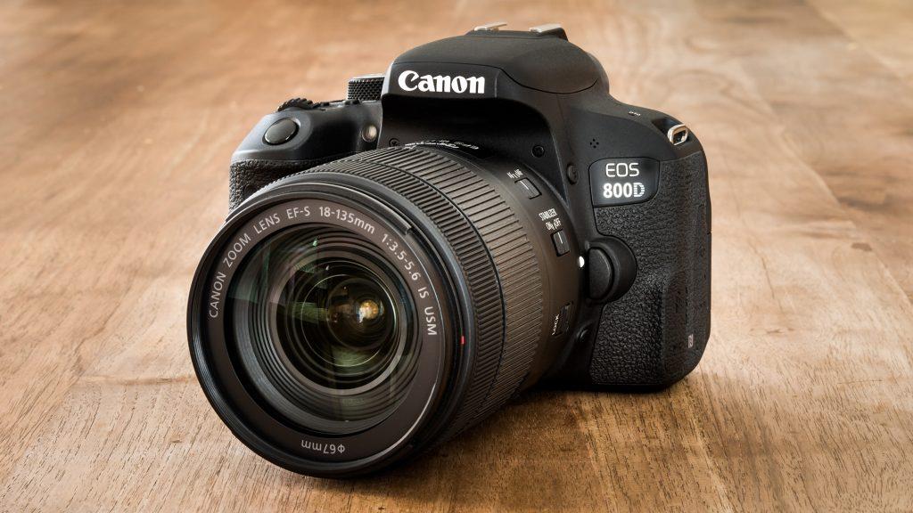 Canon EOS 800D Kit