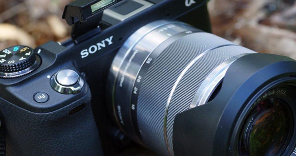 Лучшие фотоаппараты компании Sony