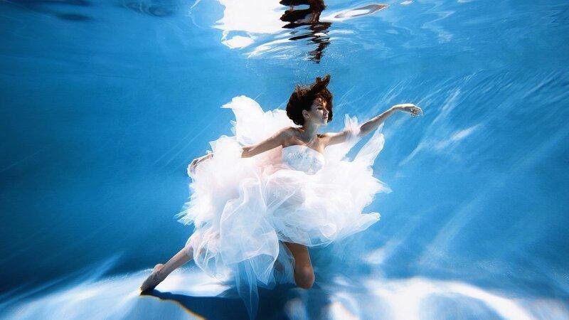 Очарование подводной фотосъёмки