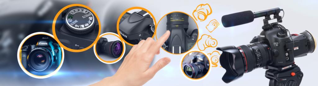 Основные критерии при выборе фотоаппарата