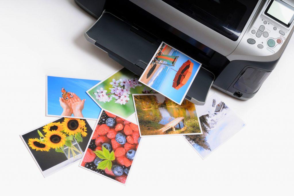 Выбор принтера для печати фотографий