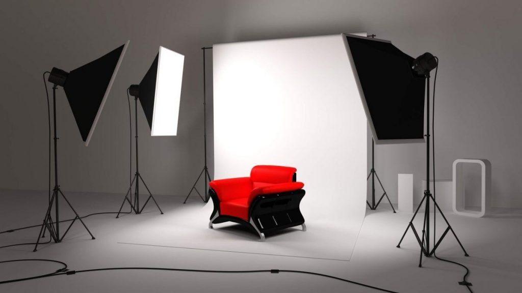 Как выбрать фотостудию