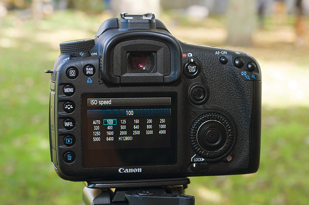 Настройки фотоаппарата при отсутствии вспышки