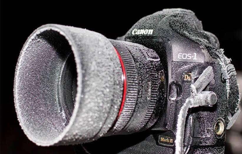 Влияние погодных условий на аккумуляторы камеры