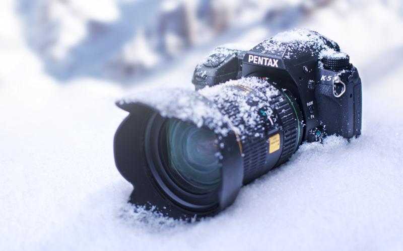 Влияние снега на работу экспонометра камеры