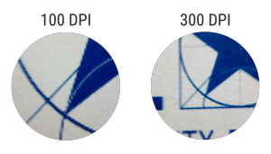 DPI изображения
