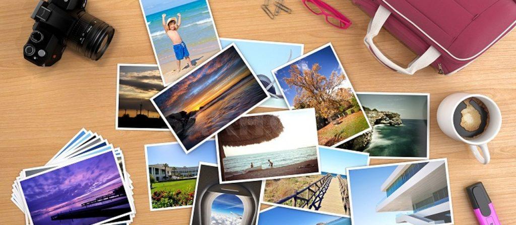 Печать фотокарточек