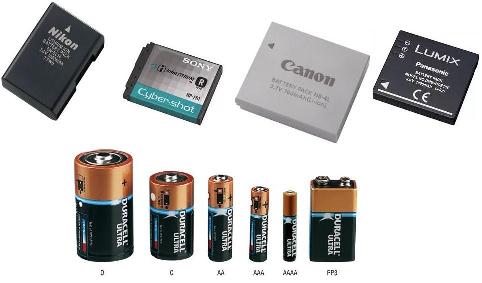 Аккумулятор-фотоаппарата