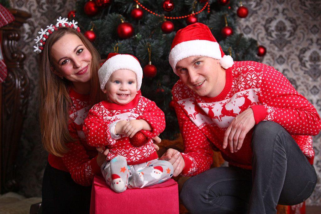 Образы-для-новогодней-фотосессии-с-ребенком
