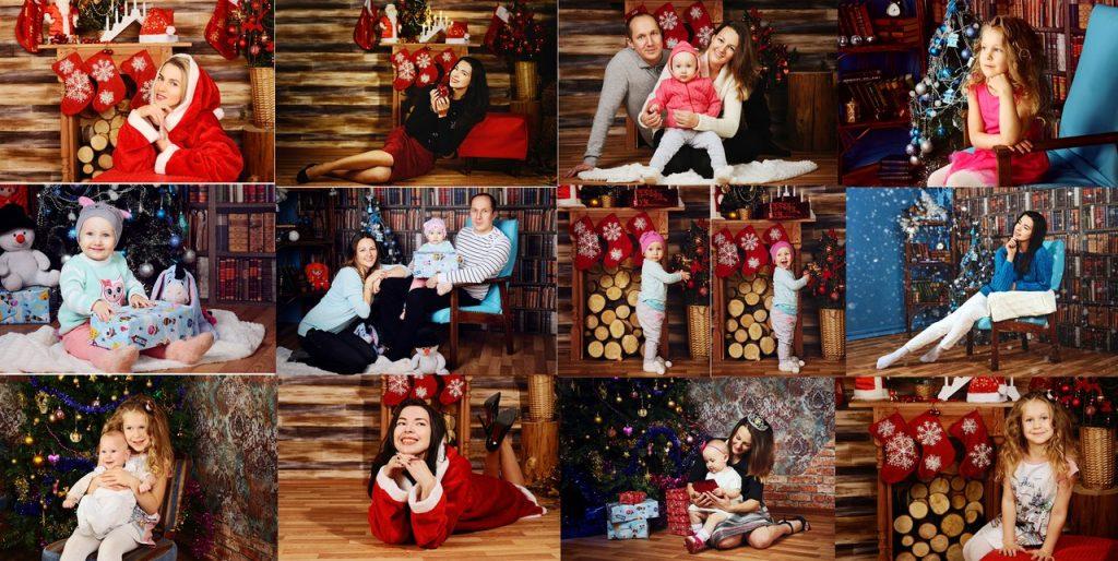 Позы-для-новогодней-фотосессии