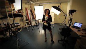 Фото в студии