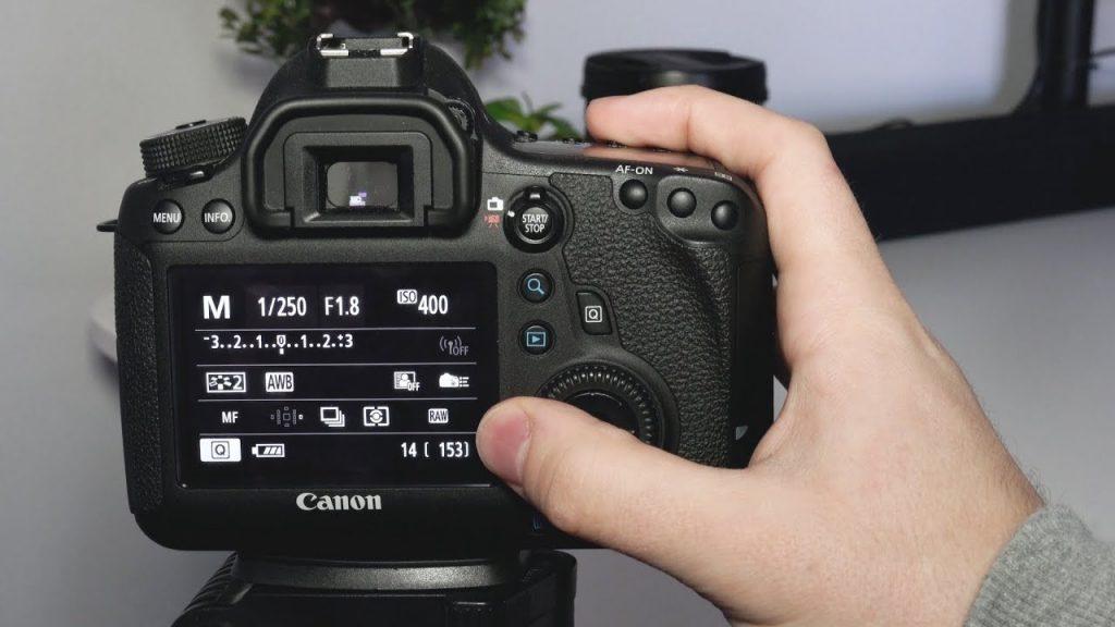 Настройки фотокамеры