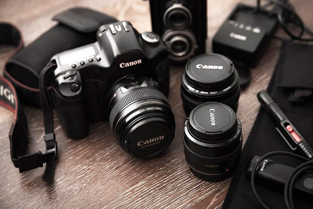 Техника для фотосъемки