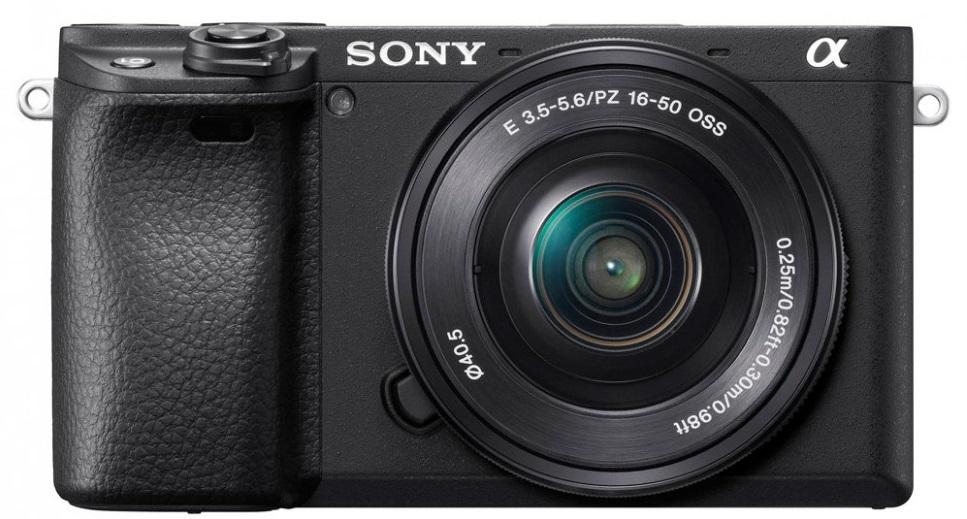 Sony Alpha ILCE 6400 Kit