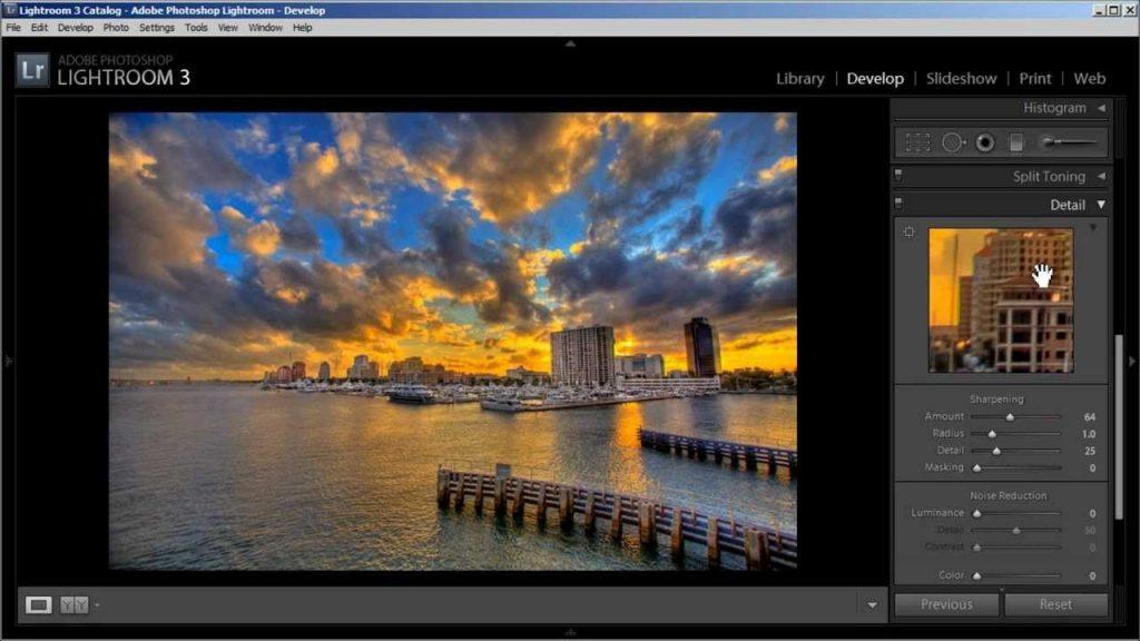 Как сделать изображение с расширенным динамическим диапазоном из одного кадра