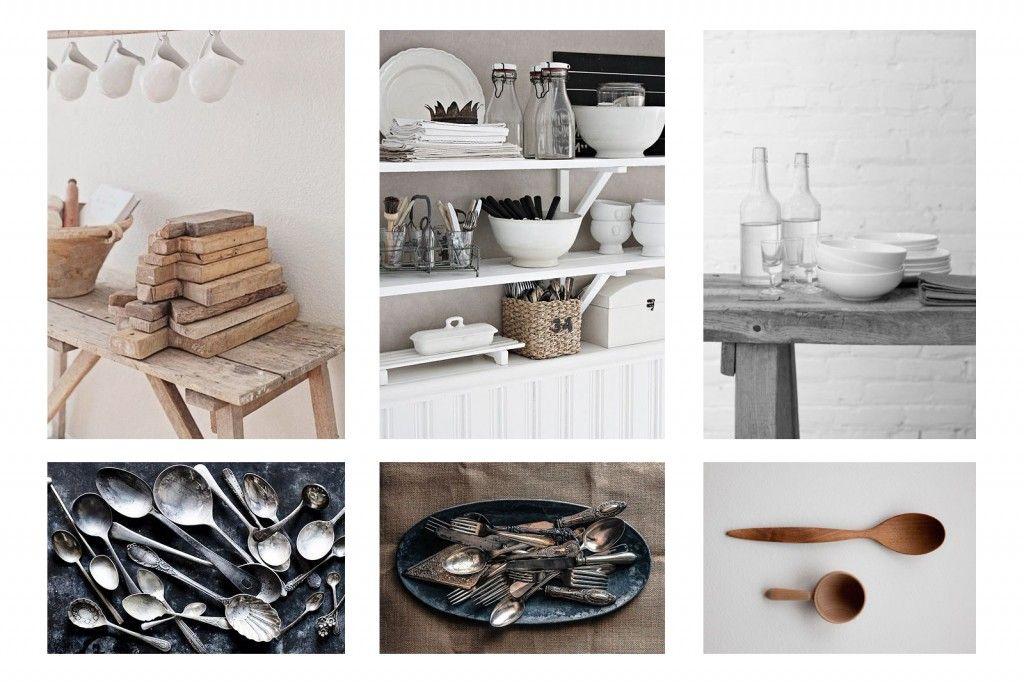 Кухонные предметы для оформления