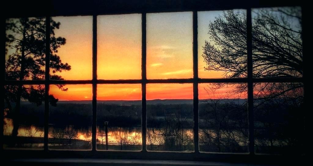 Снимки из окна