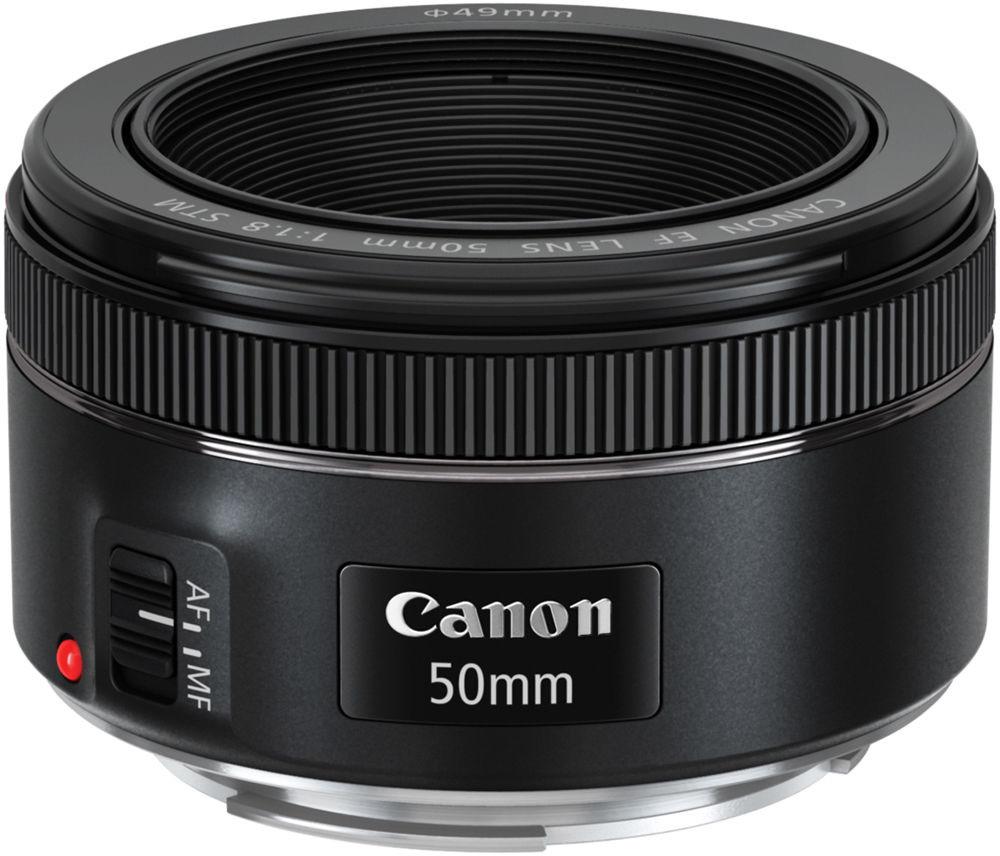 Canon EF 50мм f/1.8 STM
