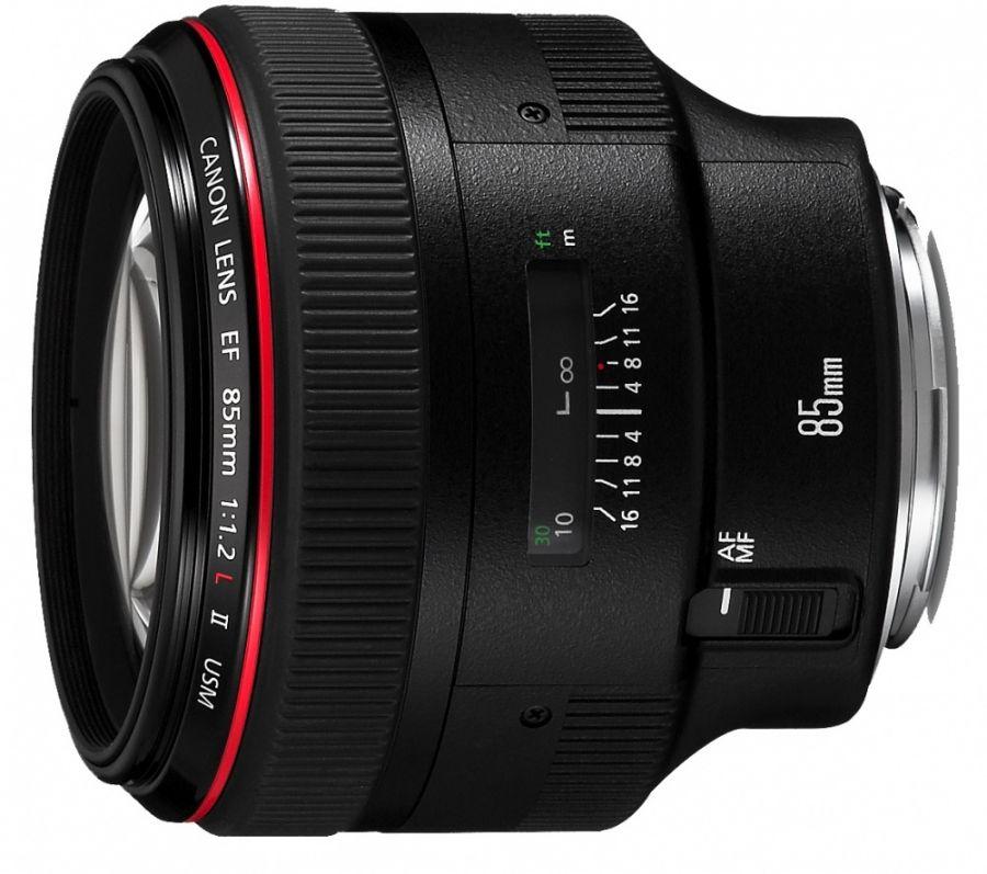Canon EF 85мм f/1.2L II USM