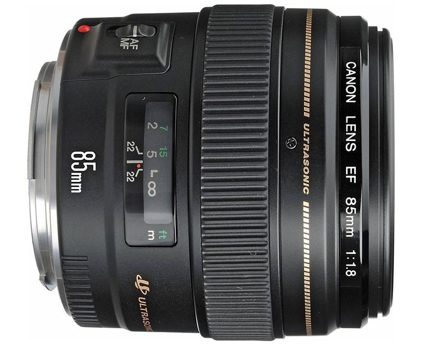 Canon EF 85мм f/1.8 USM