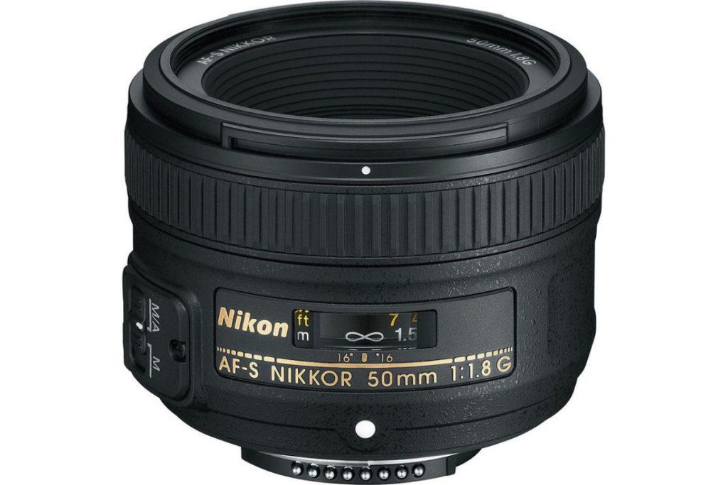 Nikon AF-S FX Nikkor 50мм f/1.8G