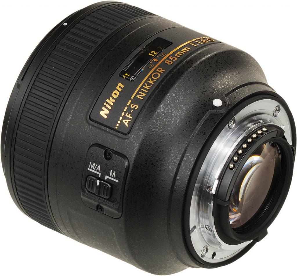 Nikon AF-S Nikkor 85мм f/1.8G