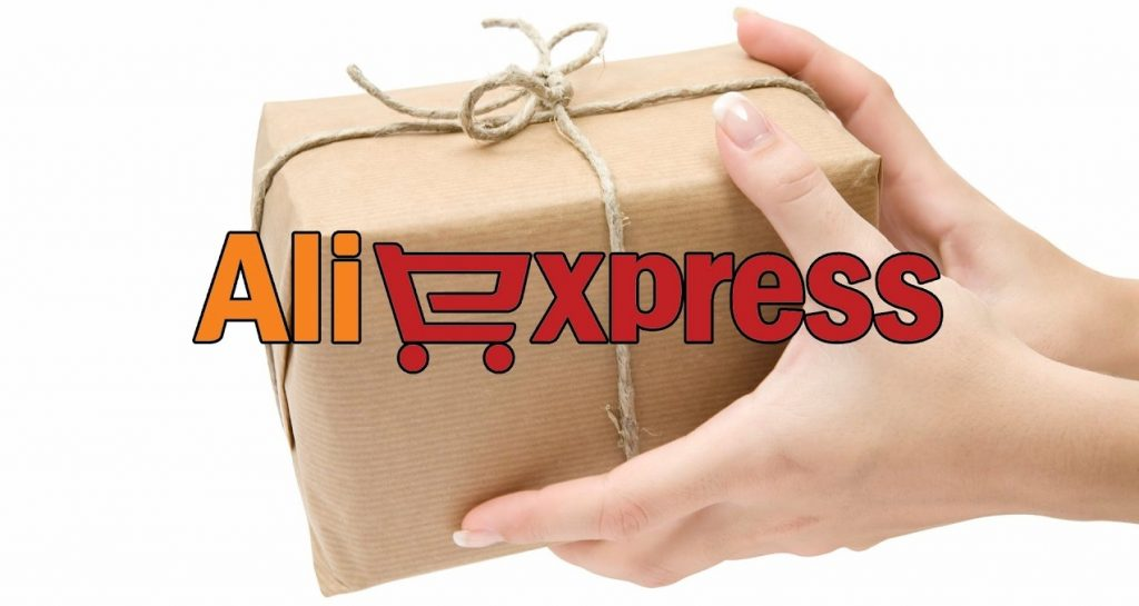 Покупка на AliExpress